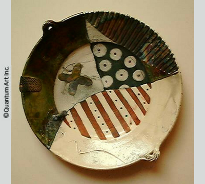 Reconstructed Americana Platter