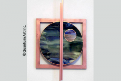 Glass Disc I