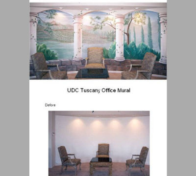UDC Home Builders Sales Office