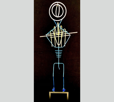 Stick Figure Series - Light the Way