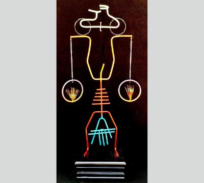 Stick Figure Series - Balance