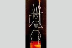 Stick Figure Series - Chief