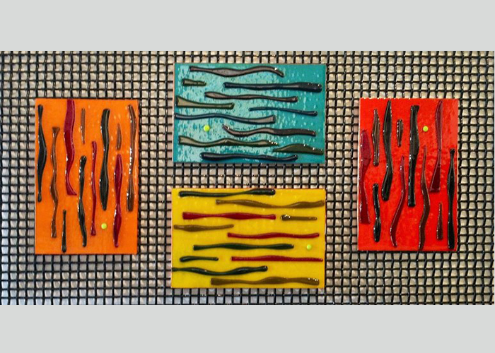 Art Glass by Suzanne Larson